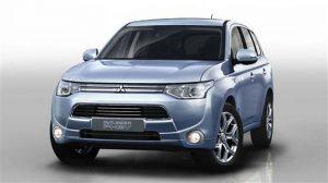 Ắc quy xe Mitsubishi