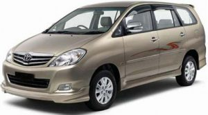 Ắc quy xe Toyota