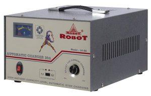 máy nạp ắc quy robot