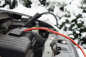 câu đề cứu hộ ắc quy hết điện trên đường