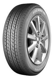 lốp Bridgestone Techno khả năng thắng tốt ngay cả đường ướt.