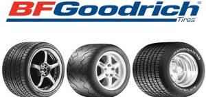 Lốp ô tô BF Goodrich chính chính hãng