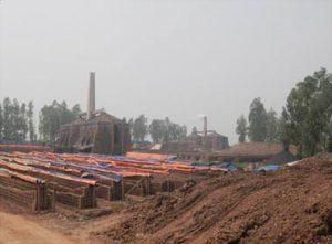 Hệ thống lò gạch tại Thái Nguyên