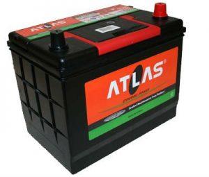 Bạn hãy sử dụng ắc quy Atlas an toàn nhất.