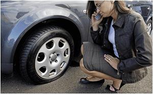 Thủng lốp gọi ngay cứu hộ lốp ô tô huyện Phú Xuyên.