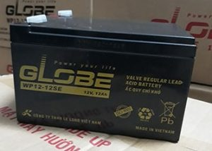 Bán ắc quy globe 12v 12ah giá cạnh tranh tại Hà Noojj.