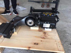 Máy lãng đĩa phanh ô tô nhập khẩu nguyên chiếc từ Mỹ.