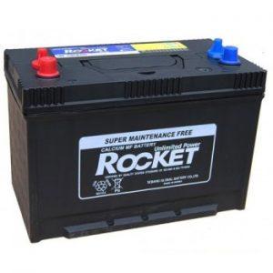 Ắc Quy Rocket Hàn Quốc 55D23R/L (12V - 60Ah).