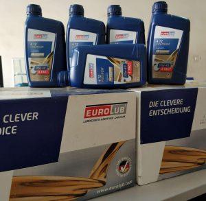 Bảng giá dầu Eurolub nhập khẩu Đức giá tốt, chất lượng vượt trội.