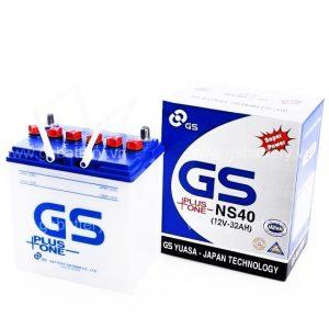 Ắc quy GS NS40 ( 12v - 32AH )